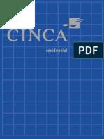 Cinca catalogo Residencial