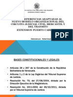 BREVES RESEÑAS ADAPTADAS AL MODELO CIRCUITO JUDICIAL CIVIL......(ULTIMA MODIFICACION).