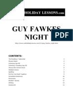 Guyfawkesnight Lesson