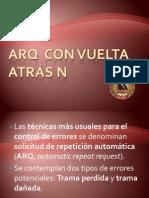 ARQ Con Vuelta Atras n