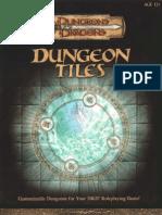 D&D - Dungeon Tiles I