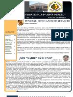 Boletin Trimestral - Centro de Salud