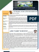 Boletin Trimestral - Centros Infatiles