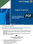 Programa de Gobierno de Capriles Radosnki 11-04-2012