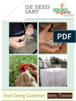 Seed Saving Guidelines Complete
