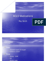ACLS Medications Refresher