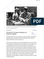 Libia 1911 - Europa 1914 (Parte v)