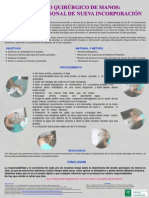 POSTER_LAvado Quirurgico de Manos.malaGA