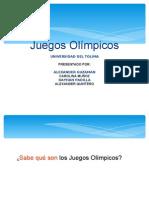 JuegosOlimpicos