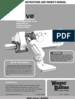 Wayne Dal Ton IDrive Manual