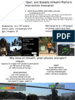 UCLA_mHealth Platform Preso