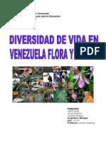 Monografia Divers Id Ad de Vida en Venezuela Flora y Fauna
