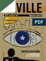 Neville nº 3 Junio-Julio 2012. Americavisión