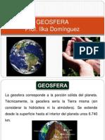 5ta. clase Geosfera