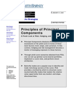 19607034 Salomon Smith Barney Principles of Principal Components a Fresh Look at Risk Hedging and Relative Value