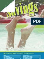 Lakes Area Savings - Summer Coupon Book - 2012