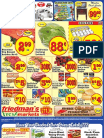 Friedman's Freshmarkets - Weekly Ad - May 31 - June 6, 2102