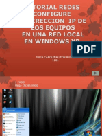 Manual Redes Conexion Julia Leon 1101