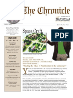 The Chronicle / 2009 Spring