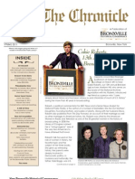The Chronicle / 2011 Spring