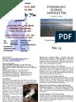 Pukeokahu Newsletter No. 13
