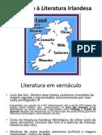 Introdução à Literatura Irlandesa-UFRJ-minicurso