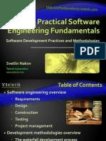 3. Software Engineering Fundamentals