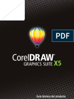 CorelDraw X5 Manual Oficial Español