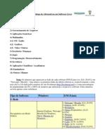 Catálogo de Alternativas em Software Livre