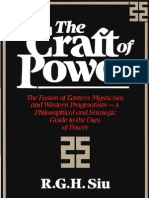 The Craft of Power