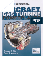 Jeppesen Aircraft Gas Turbine Powerplants Charles E Otis -©2002