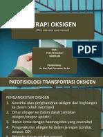 terapi oksigen