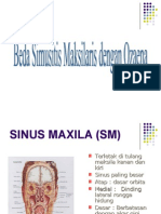 Sinusitis Maxillaris vs Ozaena by Miong