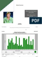 Healdsburg Home Sales Report