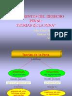 TEORIA DE LA PENA-PRESENTACIÓN