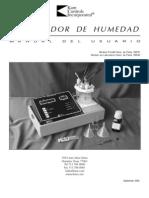 KF User Manual KF Spanish