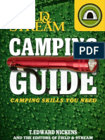 Field & Stream Camping Guide