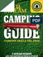 Field & Stream Camping Guide