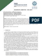 Artigo MECABOT - Arhte 2012.1 - UNIFACS (Mecawork Engenharia)