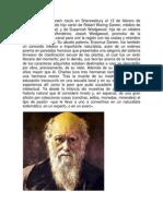 Charles Robert Darwin nació en Sherewsbury el 12 de febrero de 1809