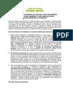 Pronunciamiento de Fuerza Social - Por una minería respetuosa del ambiente y con licencia social