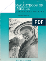1990-Vogt - The Zinacantecos of Mexico a Modern Maya Way of Life
