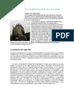 Consecuencias Sociales Del Boom Del Guano y El Salitre