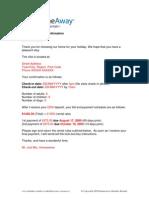 HolidayLettingRentalContract&Invoice v2
