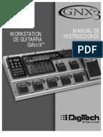Digitech GNX3 (Español)