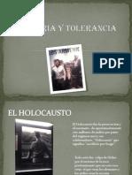 Memoria y tolerancia