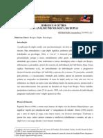 BORGES E O OUTRO - UMA ANÁLISE PSICOLÓGICA DO DUPLO