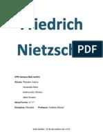 Filósofo Nietzsche