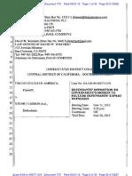 U.S. v. David Edmonds (Opposition to DOJ Motion to Exclude Defendant's Expert Witnesses)