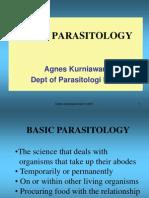 Basic Parasitologi